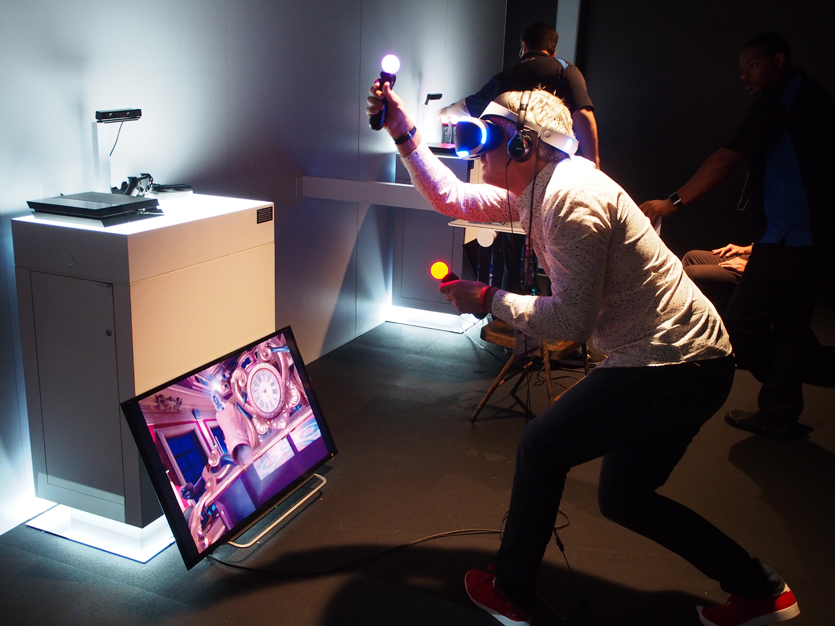 Finally On The Market – PS VR Review